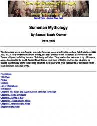 new style 3c00a a6464 Mythology   Collected Myths - PDF Free Download